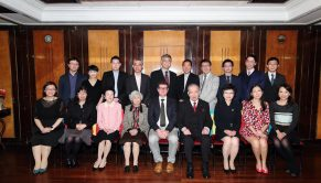 The Friends of  Cambridge University in Hong Kong Biennial Dinner 2018