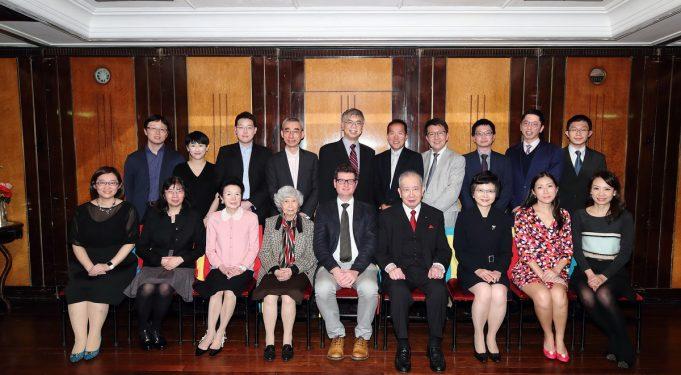 The Friends of  Cambridge University in Hong Kong Biennial Dinner 2018