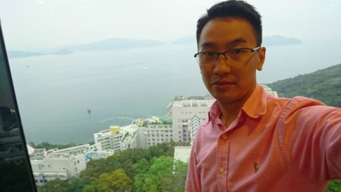 Mr Hau, Gary Wai Kei